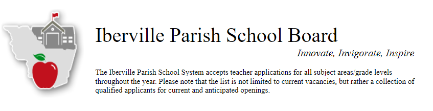 IBERVILLE PARISH SCHOOL DIST
